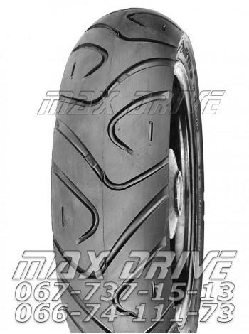 Купить скутерную мото покрышку Deli (Delitire) 120/90-10 SB-106 TL