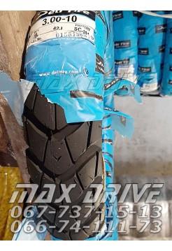 Мотошина Deli Tire 3.00-10 SC-101 TL