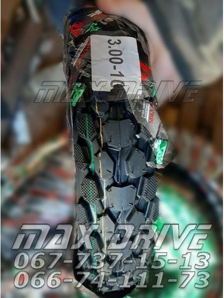 Мотошина Max's  3.00-10 H-134 6PR TL
