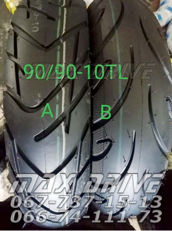 Купить покрышку Kit 90/90-10 GL TL