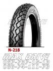 Купить покрышку на мотоцикл Naidun 2.75-14 N-218 TT