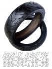 Купить покрышку на мотоцикл Deli (DeliTire) 80/90-14 SB-128 TT