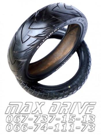 Купить покрышку на мотоцикл Deli (DeliTire) 120/70-15 SB-128 TL