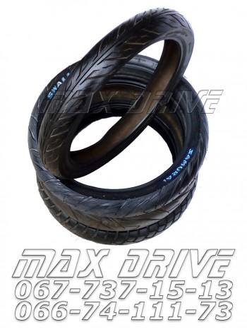 Купить покрышку на мотоцикл Deli (Delitire) 120/80-18 SB-115 TL