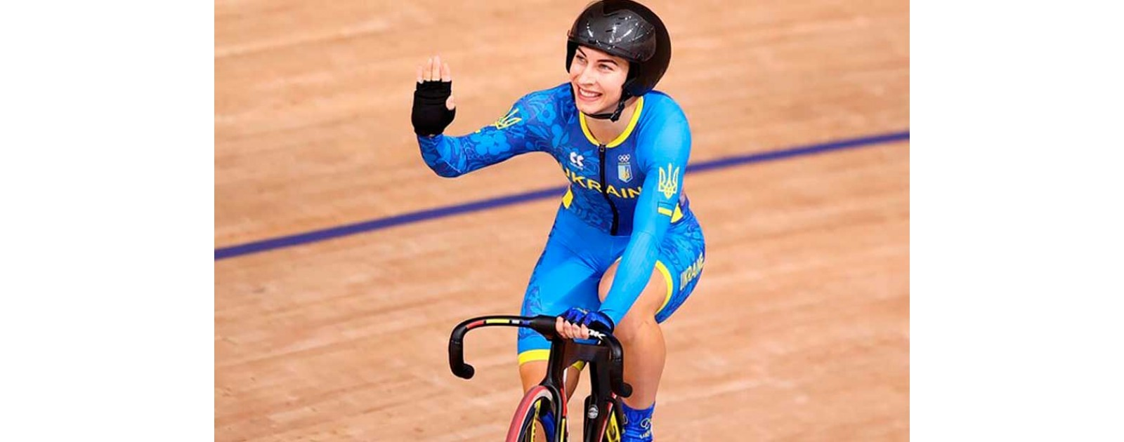 Украинка взяла серебро по велотреку чемпионата Европы