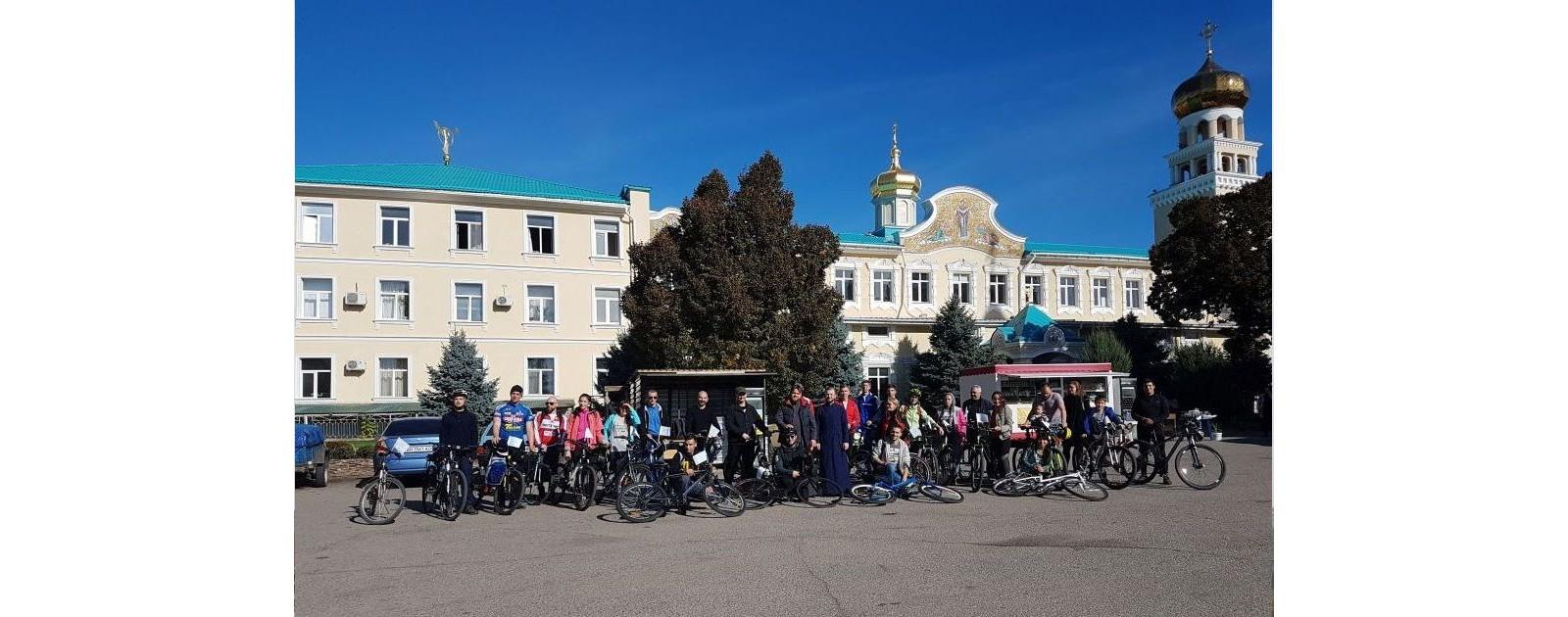 Православный велопробег по Одессе