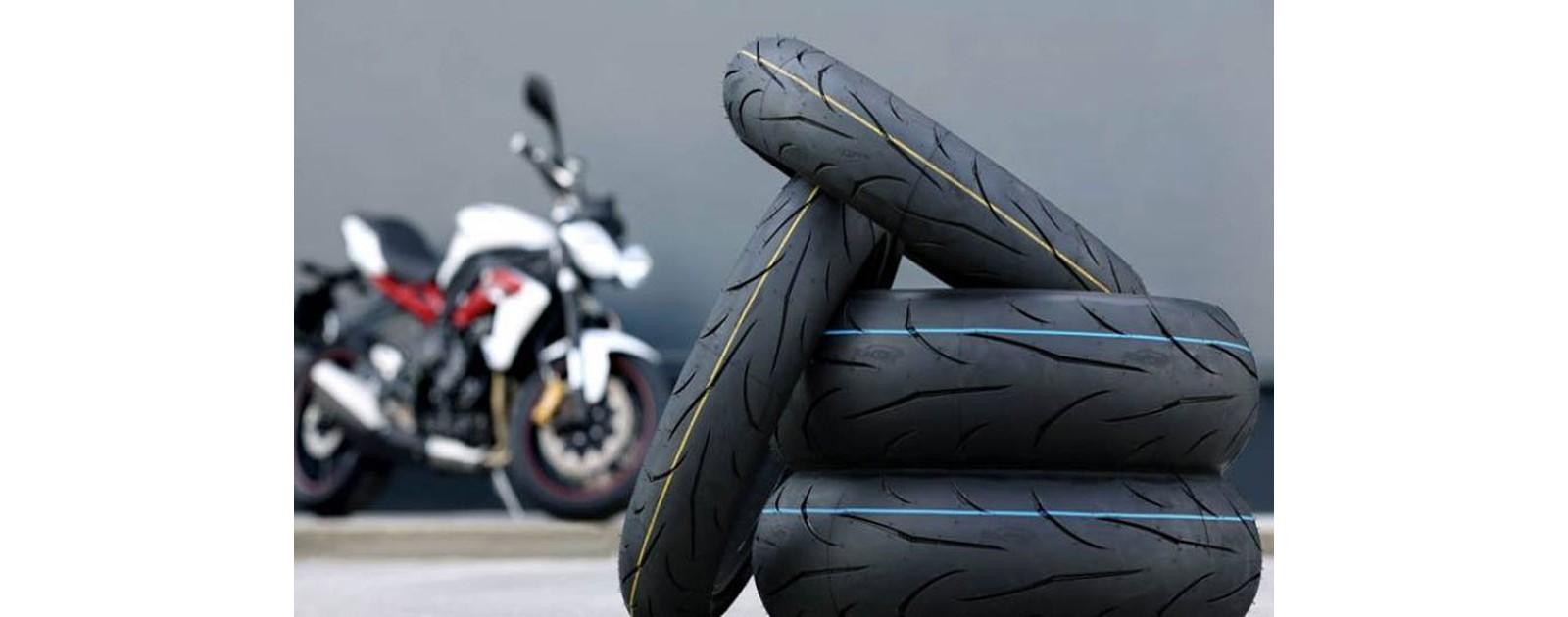 Выбор покрышек для мото и вело техники
