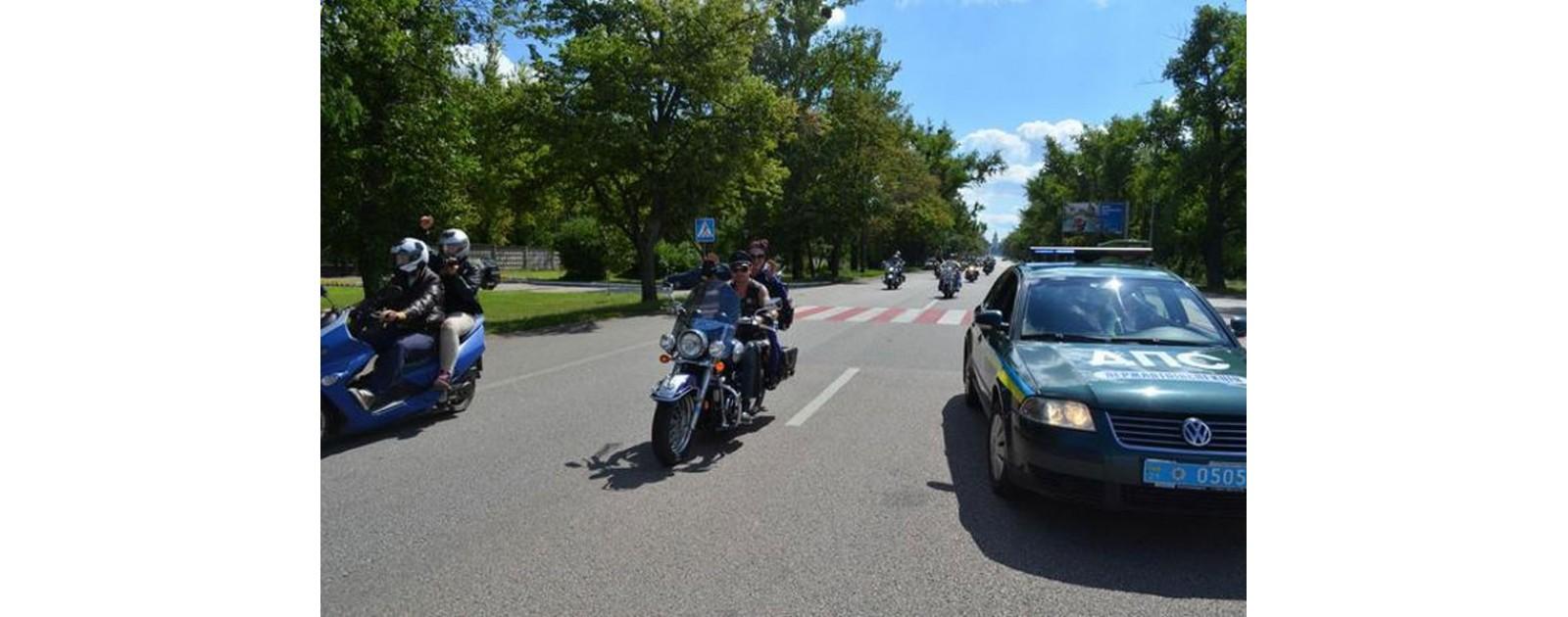 Запрет проезда по улицам на двухколесном транспорте